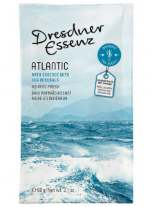 "Bath essence ""Atlantic"", 60g / Dresdner Essenz"