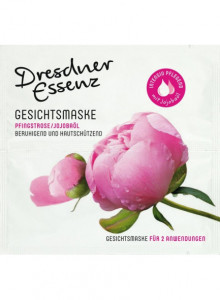 Face mask peony, 2x6ml / Dresdner Essenz