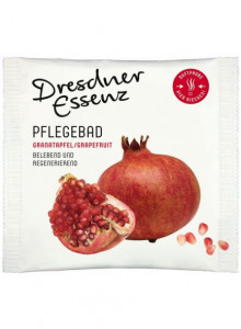 Bath essence pomegranate-grapefruit, 60g / Dresdner Essenz
