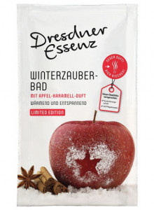 "Bath essence ""Winter fairytale"", 60g / Dresdner Essenz"