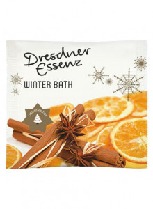 "Bath essence ""Winter time"", 60g / Dresdner Essenz"
