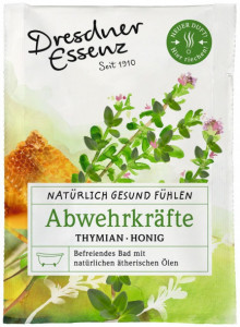 Bath essence for immune system, 60g / Dresdner Essenz