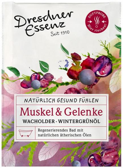 Tervistav vannisool lihastele, 60g / Dresdner Essenz
