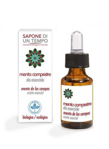 Cornmint essential oil, 15ml / Sapone di un Tempo