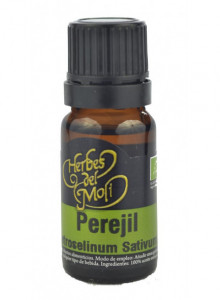 Parsley essential oil, 10ml / Herbes del Moli
