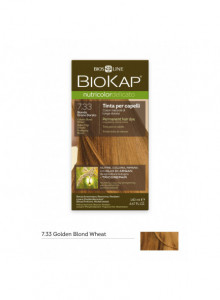 Biokap Nutricolor Delicato 7.33 / golden blond - wheat