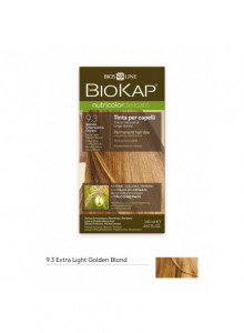 Biokap Nutricolor Delicato 9.3 / extra light golden blond