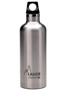 Stainless steel thermo bottle, 350ml / Laken