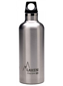 Stainless steel thermo bottle, 350ml / Laken