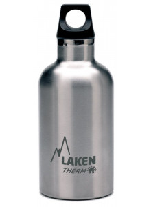 Stainless steel thermo bottle for children, Vacaline, 350ml / Laken