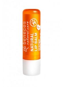 Natural lip balm orange, 4,8g / Benecos