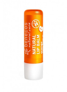 Natural lip balm orange, 4,8g / Benecos