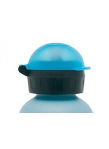Hit drinking cap for stainless steel thermo bottle, blue / Laken