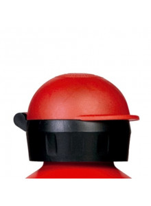 Hit drinking cap for stainless steel thermo bottle, red / Laken