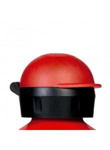 Spordikork roostevabast terasest termospudelile, punane / Laken