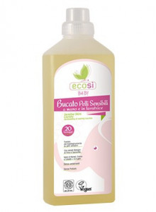 LAUNDRY DETERGENT FOR BABY CLOTHES, 1l / Ecosi
