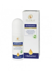 Balsamic Gel Roller, 50ml / Flora