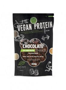Chocolate 63% Protein Shake, 450g / Nutrisslim