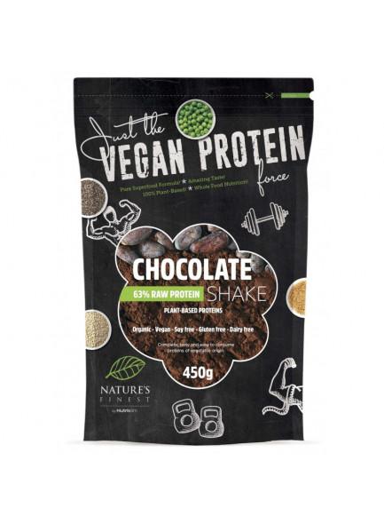 Valgupulber šokolaadiga, 63%, 450g / Nutrisslim