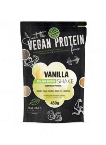 Vanilla 70% Protein Shake, 450g / Nutrisslim