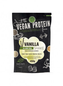 Vanilla All-Body Meal Shake, 450g / Nutrisslim