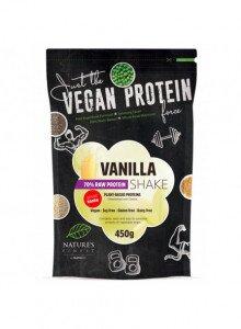 Vanilla 70% Protein Shake with Stevia, 450g / Nutrisslim