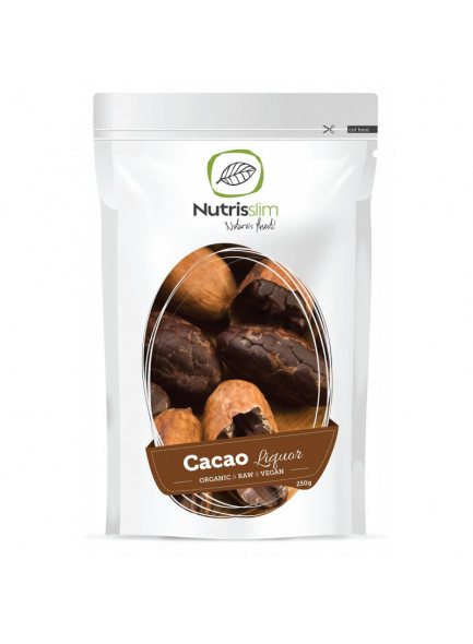 Toorkakao mass 250g / Nutrisslim