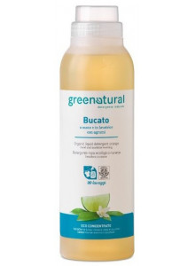 Bucato a mano e lavatrice, 1l, agrumi / Greenatural