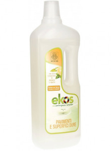 Floor and Hard Surfaces, 750ml, mint-orange, EKOS