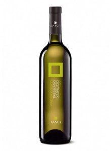 "White wine, ""Pecorino"", Italy, 750ml / Jasci"