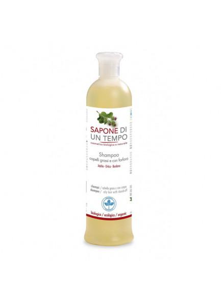 Nettle-burdock shampoo, 500ml / Sapone di un Tempo