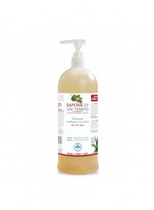 Nettle-burdock shampoo XL, 1,5l / Sapone di un Tempo