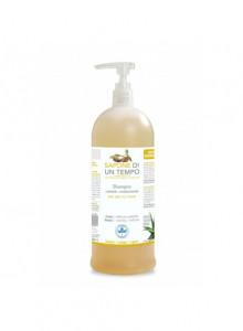 Nourishing 2in1 shampoo with panthenol XL, 1,5l / Sapone di un Tempo