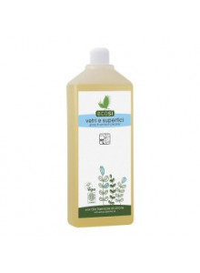Glass and surface cleaner, 500ml / Ecosi