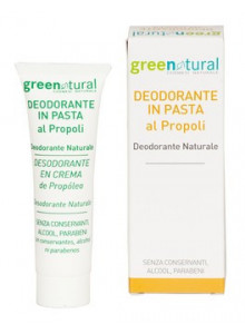 Cream deodorant, 30ml / GreeNatural