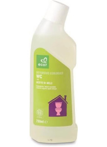 Toilet cleaner, 750ml / Ecor