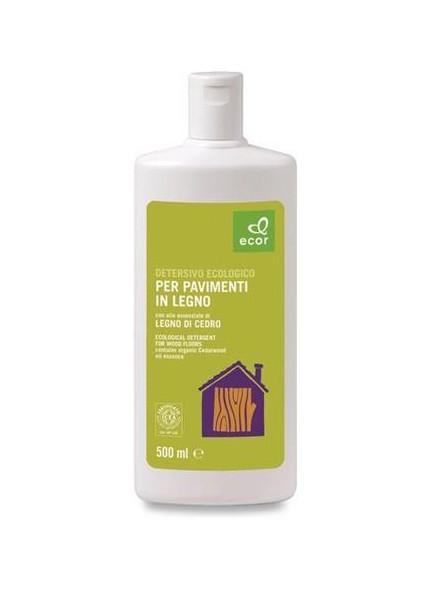 Detersivo ecologico con olio essenziale di cedro per pavimenti in ...