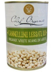 Cannellini oad vees, 400g / Chef Organic
