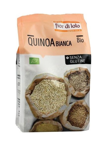 Quinoa bianca, 400g / Fior di Loto