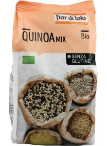 Red quinoa, 400g / Fior di Loto
