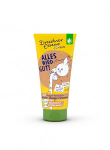 Children 3in1 shower gel, orange-vanilla, 200ml / Dresdner Essenz