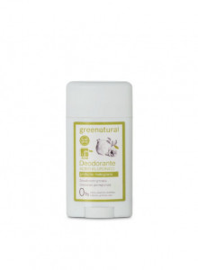 Deodorante gel all'acido ialuronico al profumo di Melograno, 50ml / GreeNatural