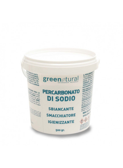 Sanitizing Stain Remover, 500g / Greenatural