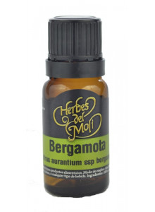 Bergamot essential oil, 10ml / Herbes del Moli
