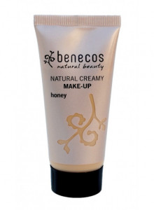 Creamy make-up Honey, 30ml / Benecos