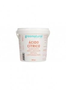 Лимонная кислота, 500г / Greenatural