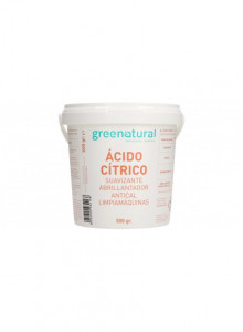 Citric Acid, 500g / Greenatural