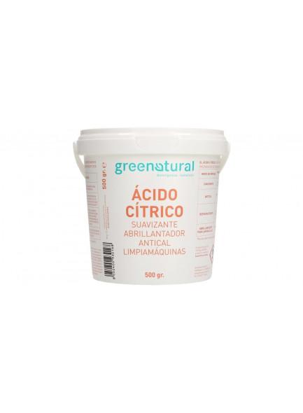 Acido Citrico, 500g / Greenatural