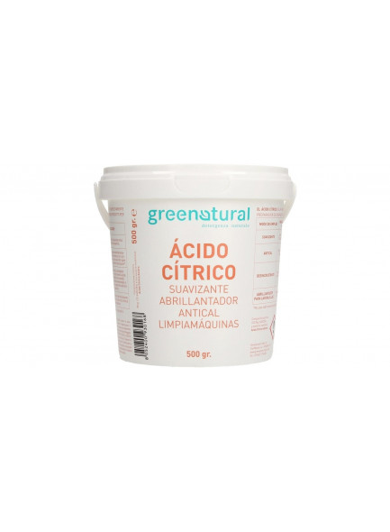 Sidrunhape, 500g / Greenatural