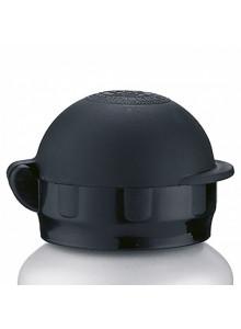 Спортивная крышка для термобутылки из нержавеющей стали, черный/ Laken